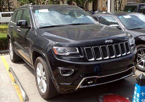 外观方面,3.0l车型与在售车型基本保持一致,前脸是jeep标志性高清图片
