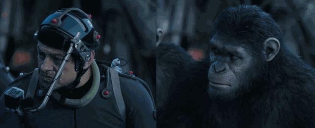 《猩球崛起》 九月唯有它能和蜘蛛侠一较高下