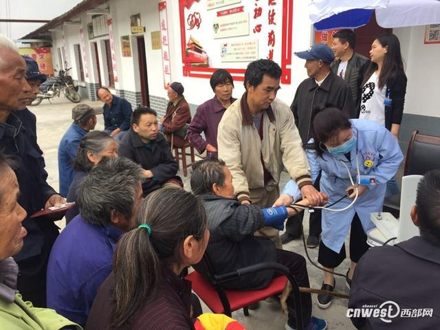 勉县:精准开展健康扶贫 不让一户因病返贫