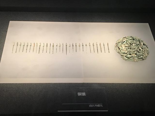 日本肛刑囹�a_南区外藏坑出土铜镞