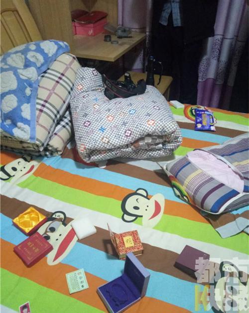 西安东郊一房主遭遇入室盗窃 竟与小偷四目相对