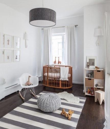 婴儿房装修效果图七