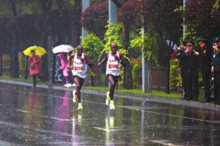 2019西安国际马拉松赛昨日收官 3
