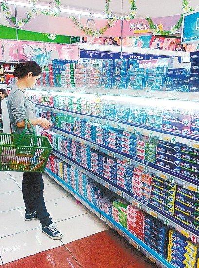 西安多家超市牙膏含三氯生 未接到下架通知