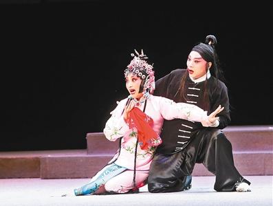百年秦腔经典《三滴血》将晋京演出