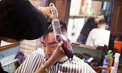 340:专注Barber文化的理发师
