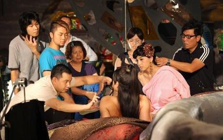 亚洲欧美电影人争拍全球首部3d色情片图