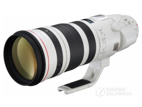 佳能200-400mm f/4L 1.4x镜头开始发售