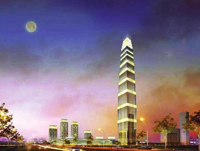 安 骄子 沣东新城全力建设城市新中心核心区