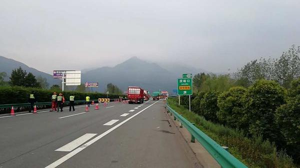 西汉高速2017年路面养护工程完工 9月1日货车恢复通行