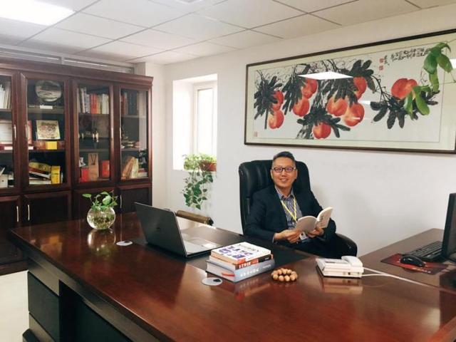 外事校友刘炳齐:永不言弃创业梦 行动服务客户心