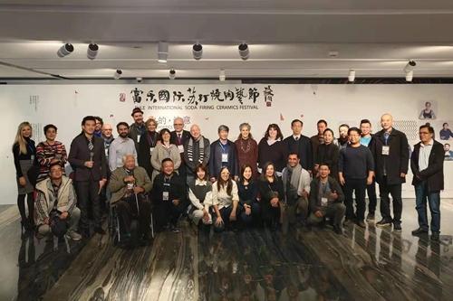 2019富乐国际苏打烧陶艺节作品在