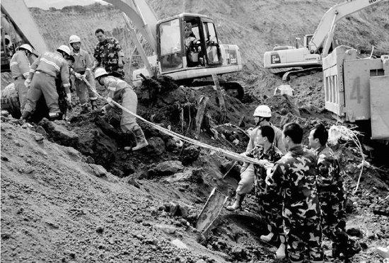 国土部专家称:灞桥山体滑坡事故源于3大因素