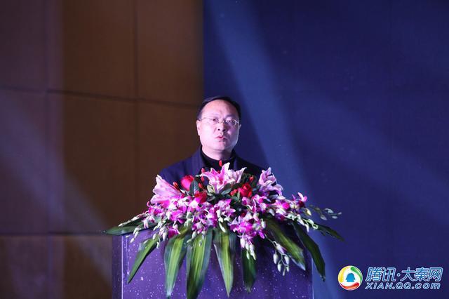 周珑:做强政务新媒体为陕西正能量发声