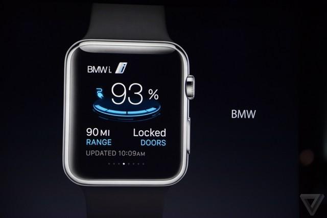 iwatch苹果手表