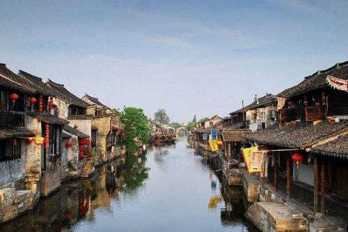 烟花三月游江南 在西塘感受古镇慢时光