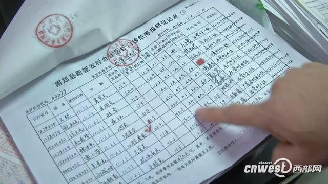 南郑部分村卫生室售日用品 门诊登记疑似事后补录