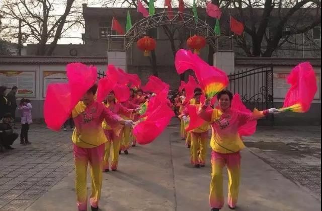 未央群众欢欢喜喜闹新春、过大年