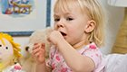 孩子怎样预防咳嗽感冒