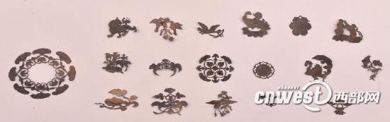 西安发现完整唐代水晶项链 墓主人或祖籍中亚