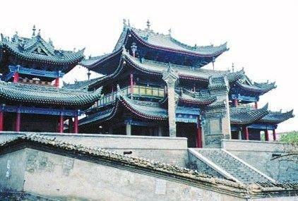 古代群众更文艺 探究陕西七大古代戏楼