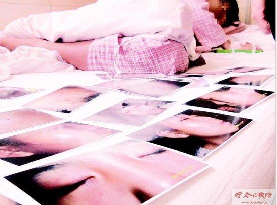咸阳13岁少女被玩伴殴打 劫持两天还拍裸照