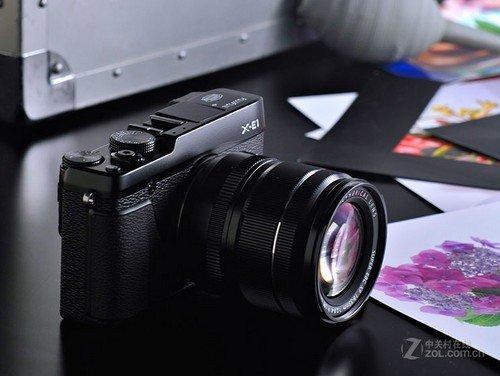 画质、外形都给力 富士可换镜头X-E1降价