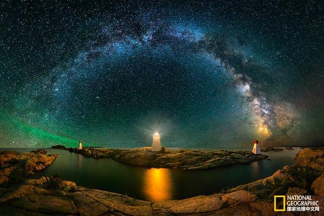 我在安大略划船,看见了绝世的美景!