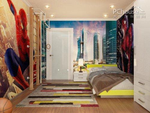 13 - Superman interior designs ...
