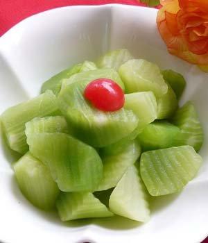 黄瓜西红柿不能一起吃?