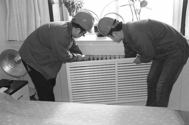 供暖即将结束 热力公司站好本季最后一班岗