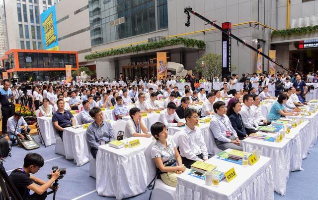 全国大众创业万众创新活动周 西安分会场在经开区盛大启动