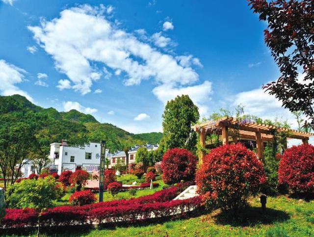 发展水平位居全国第二 陕西乡村旅游大有可为图片