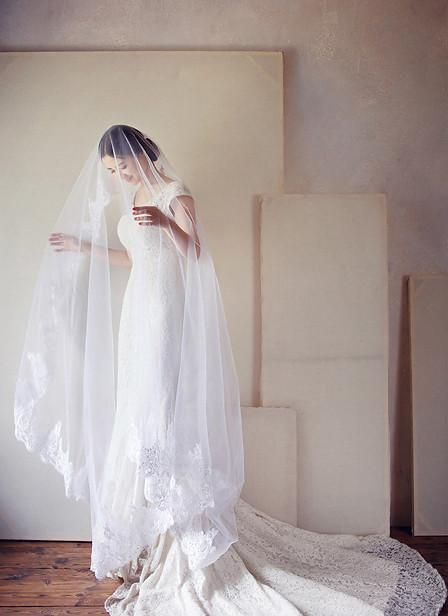 婚礼筹备之新娘如何挑选婚纱