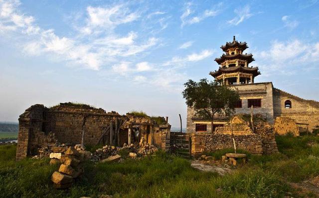 陕西最北:山水兼得 古韵悠悠