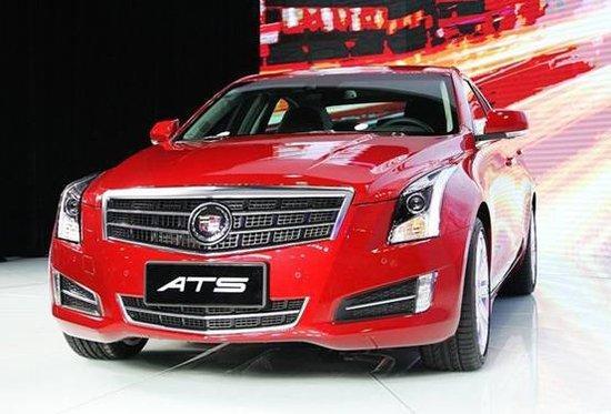 凯迪拉克年内将推出4款全新车型