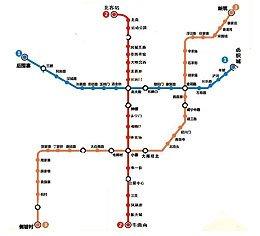 1、2、3号线网图