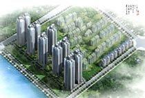 国际幸福城   位置:城东纺南路与半引路什字 入住时间:2010年9月 当前均价:3500元
