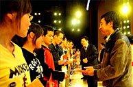 爱心100助学活动在长安大学隆重举行