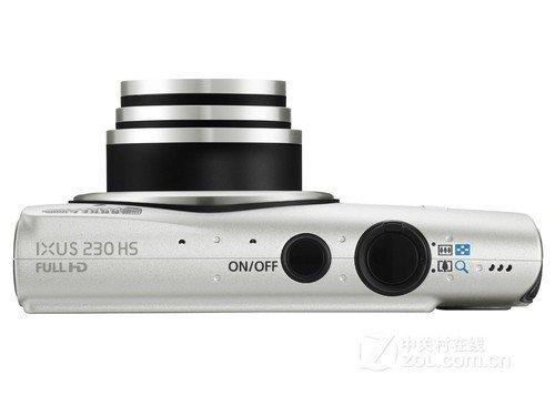 超薄炫彩机身 佳能IXUS 230 HS正式发布