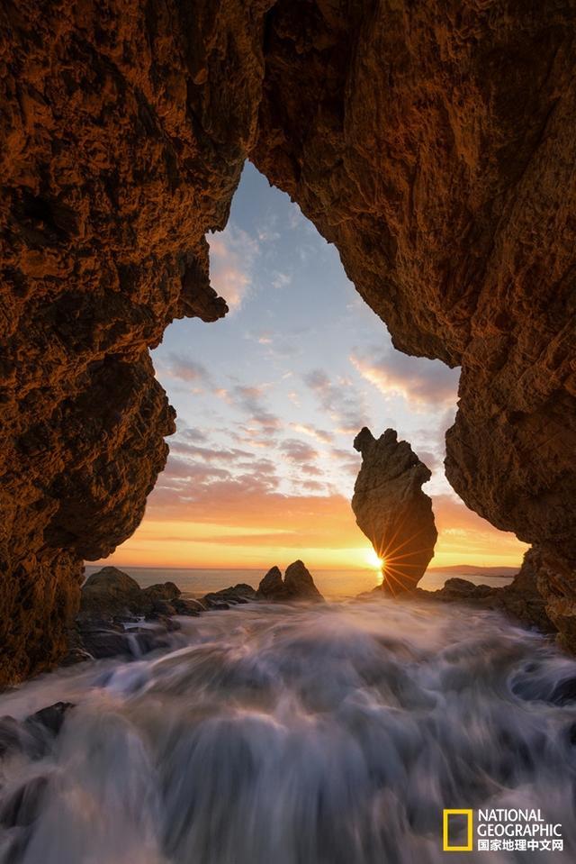 """四年磨一剑的照片,完全""""不计成本""""地为你展现绝美的大连海岸线!"""