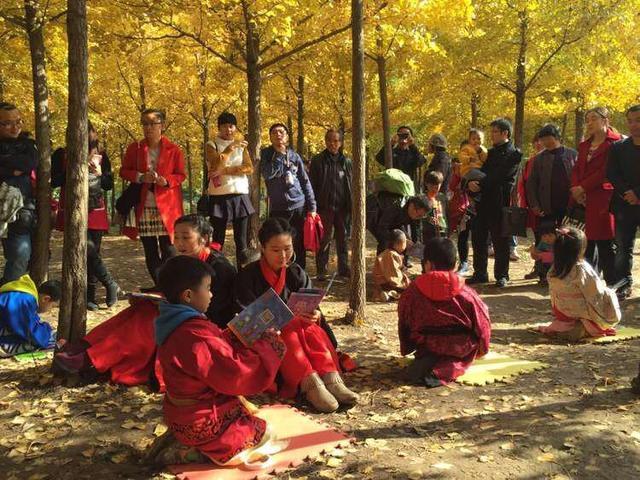 古意新生——生态阳陵主题教育活动