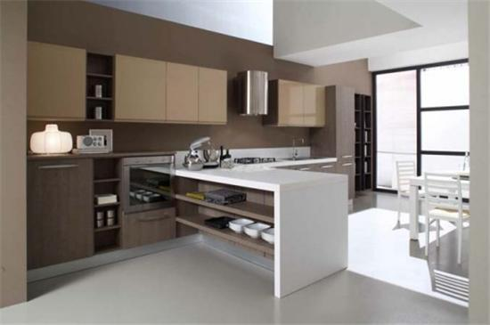 开放式厨房装修攻略 让你优雅下厨房