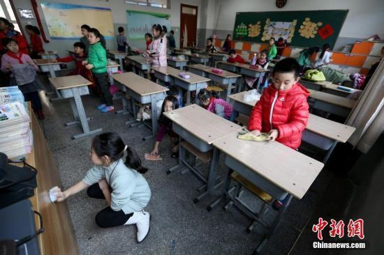 教育部:不得擅自以在家学习替代国家义务教育