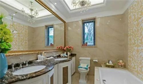 1平米的洗手台也不能忽略 看看这些厉害的创作