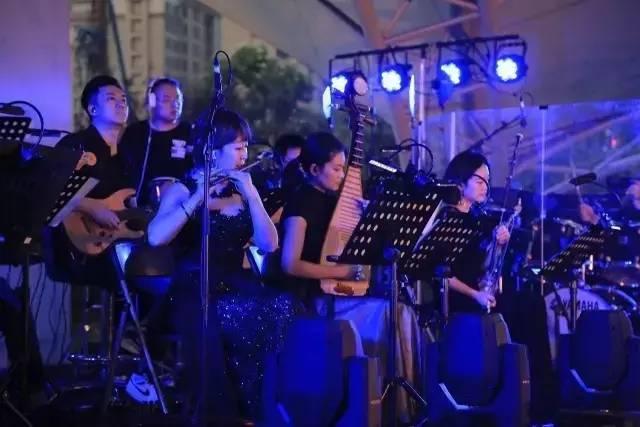 西安开启音乐之城模式