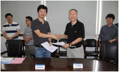 科达与中国移动签订智能门店战略合作协议