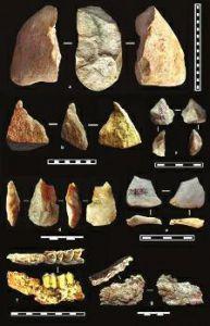陕西考古新发现 212万年前陕西已有古人类