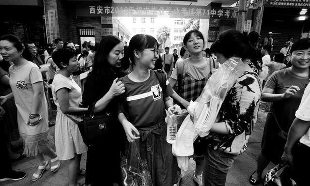 中考昨日结束 西安7月20日公布成绩