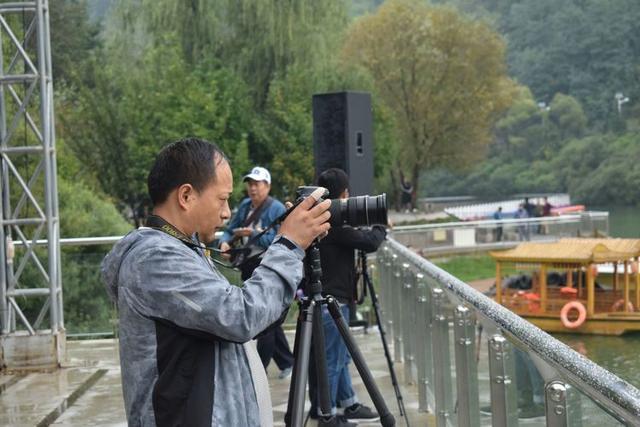 百名摄影家走进彬县精品旅游环线采风活动